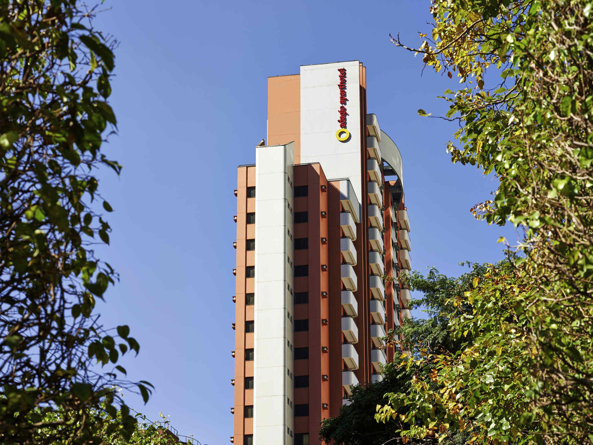 Aparthotel in s o paulo book adagio berrini online for Apparthotel londres