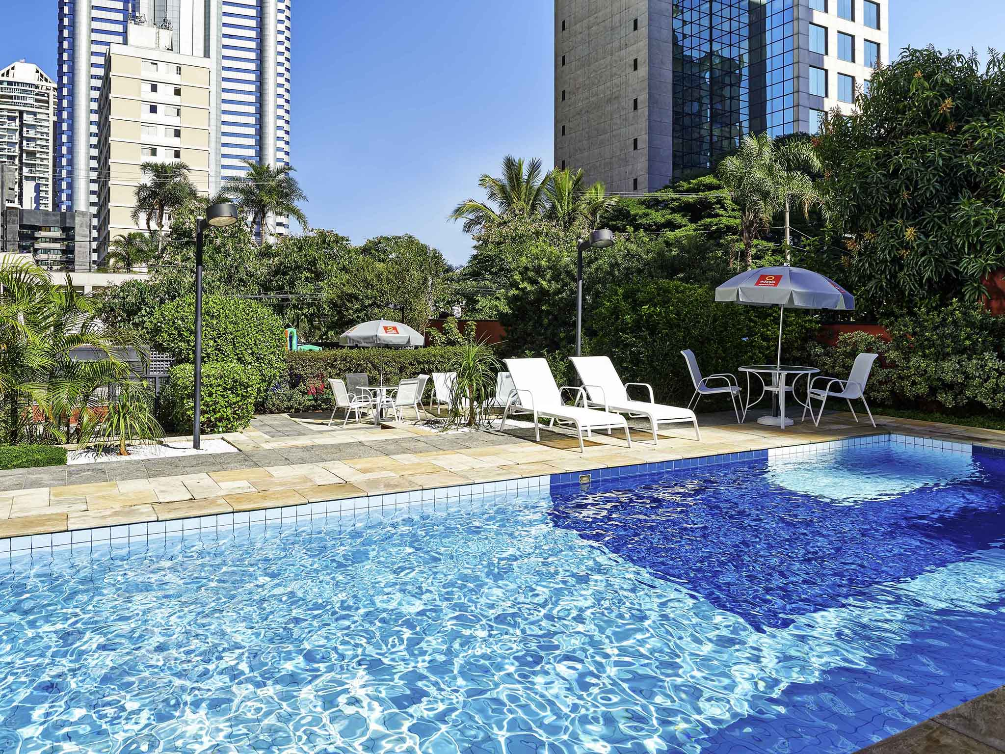 Hotel – Aparthotel Adagio São Paulo Berrini (anteriormente MERCURE)