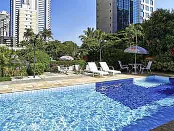 Aparthotel Adagio Sao Paulo Berrini Hotel