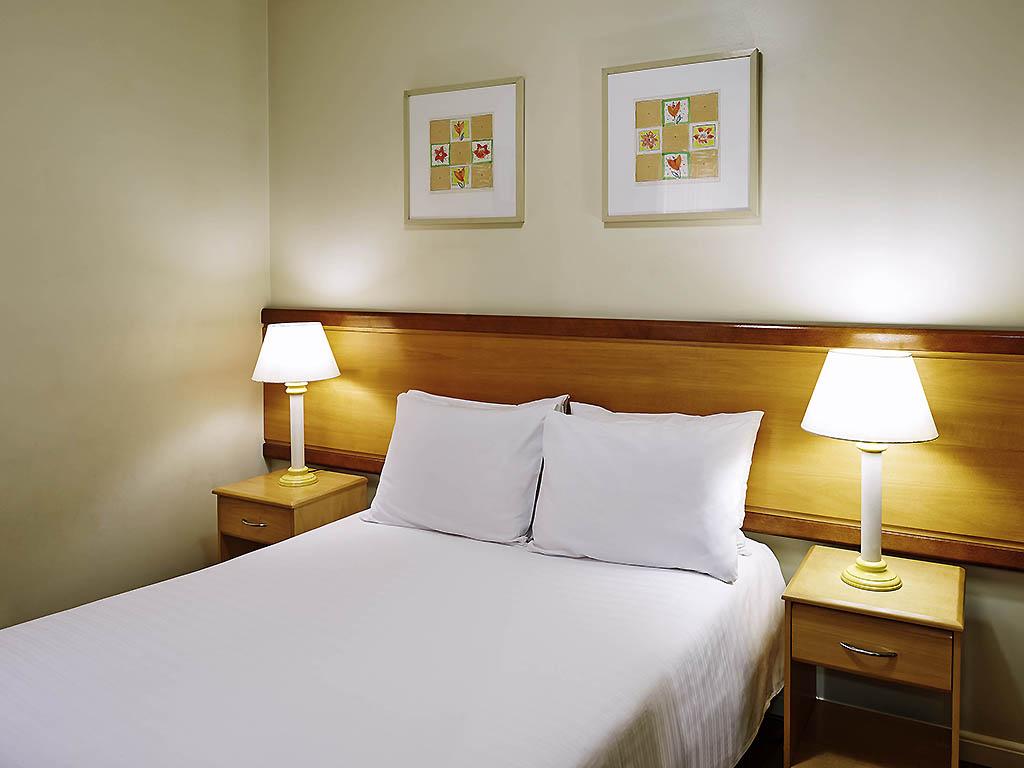 Superior-Apartment mit 1 Doppelbett und Twin-Betten