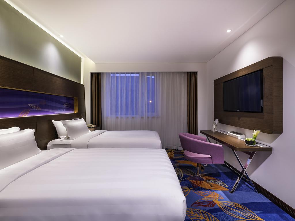 Hotel beijing novotel beijing peace for Chambre commerce chine