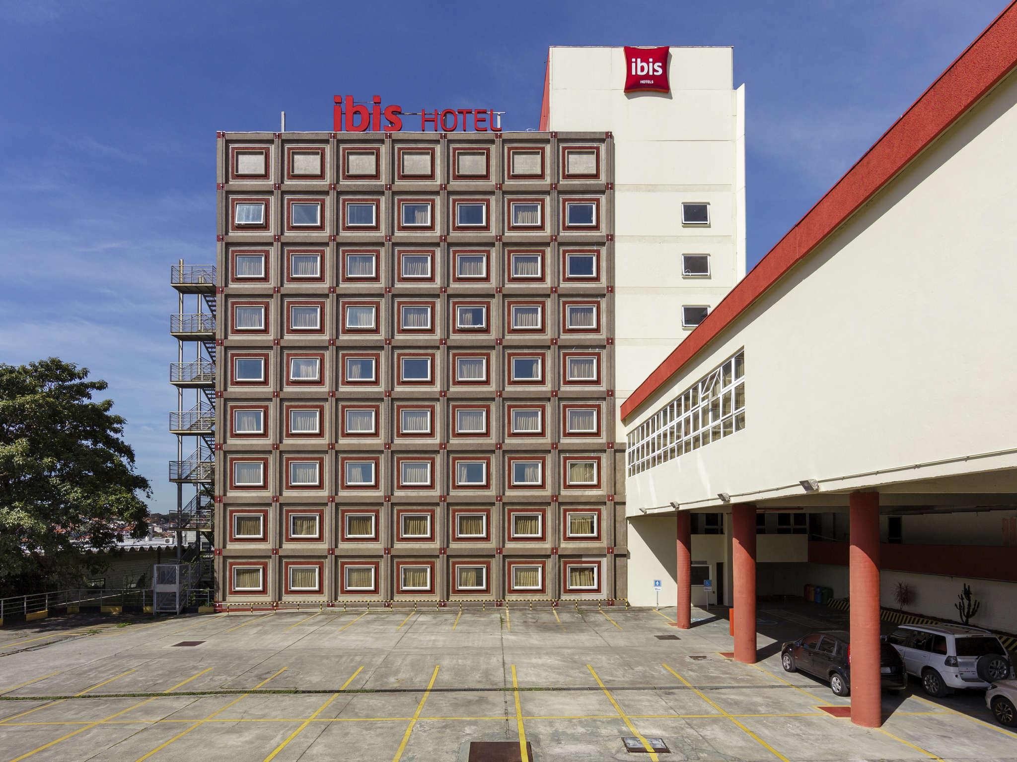 Отель — ibis Сан-Жозе-Дус-Кампус Дутра