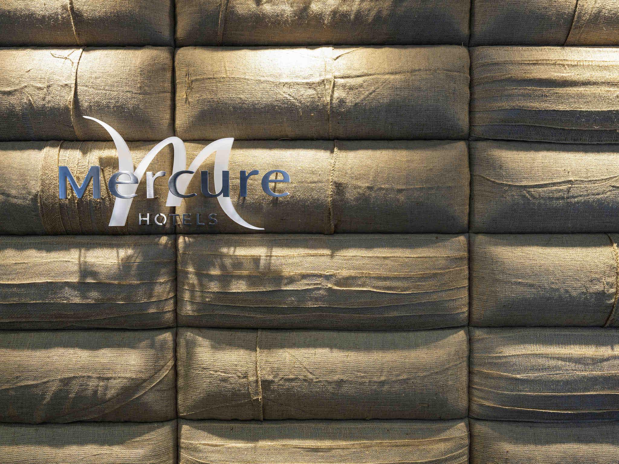 โรงแรม – Mercure Hotel & Residenz Berlin Checkpoint Charlie