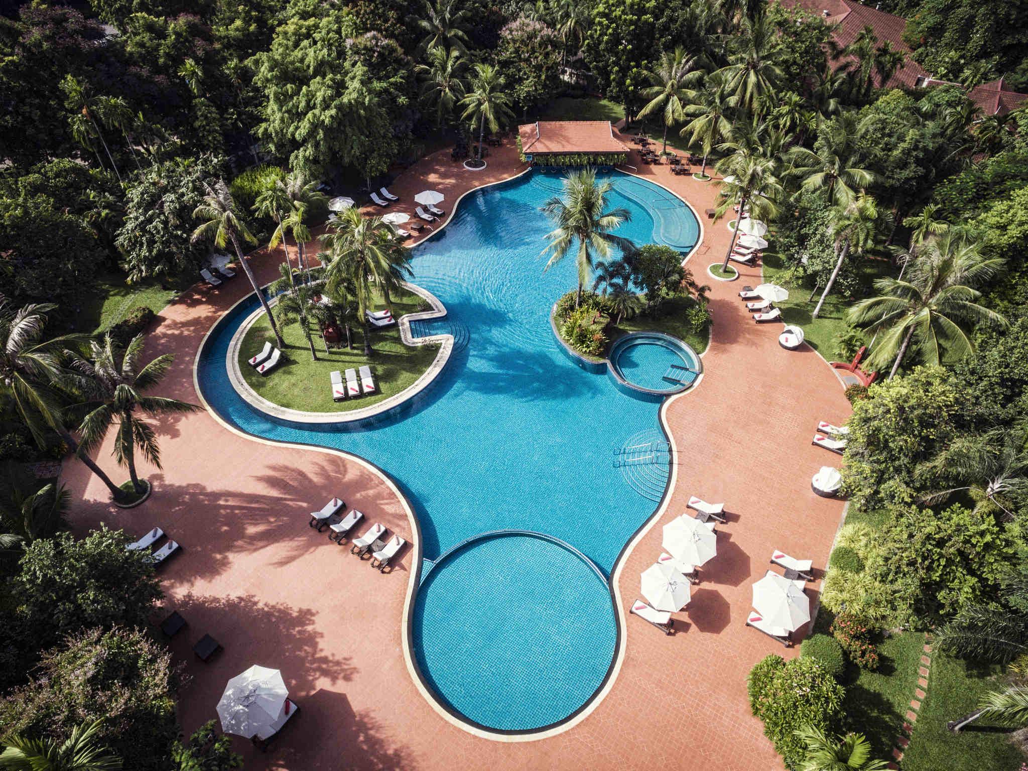 호텔 – Sofitel Angkor Phokeethra Golf & Spa Resort