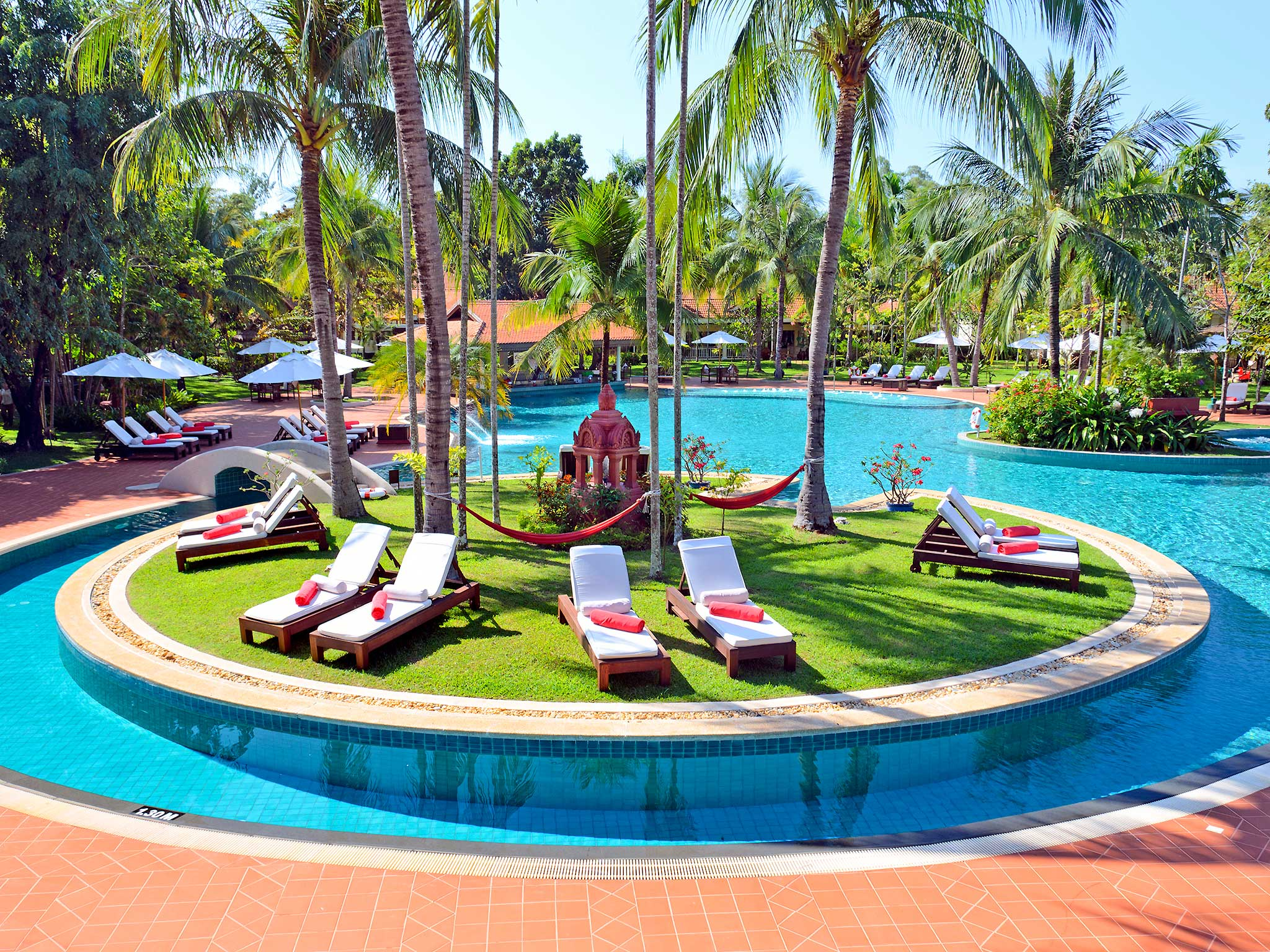 Hotel Sofitel Angkor Phokeethra Golf Spa Resort