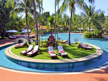 Services - Sofitel Angkor Phokeethra Golf and Spa Resort