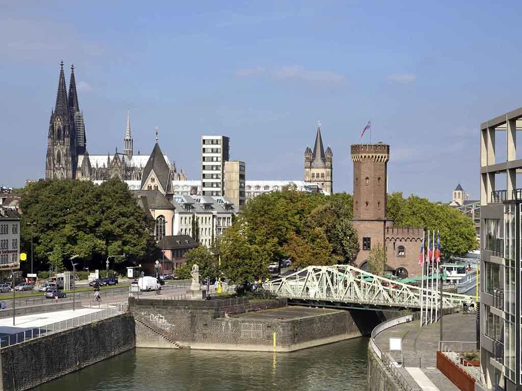 Hotel Novotel Koeln City Cologne Germany