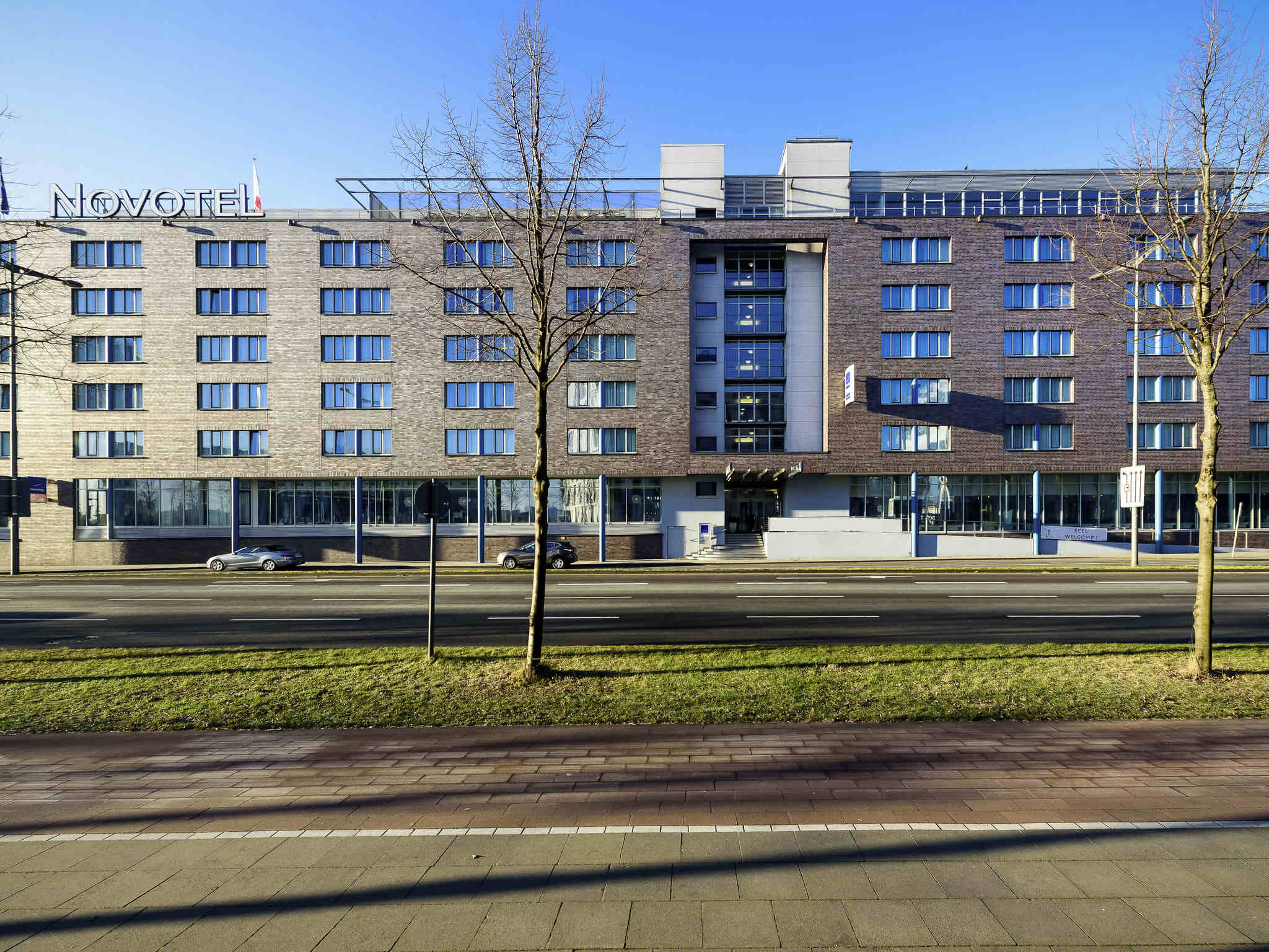 Отель — Novotel Кельн Сити