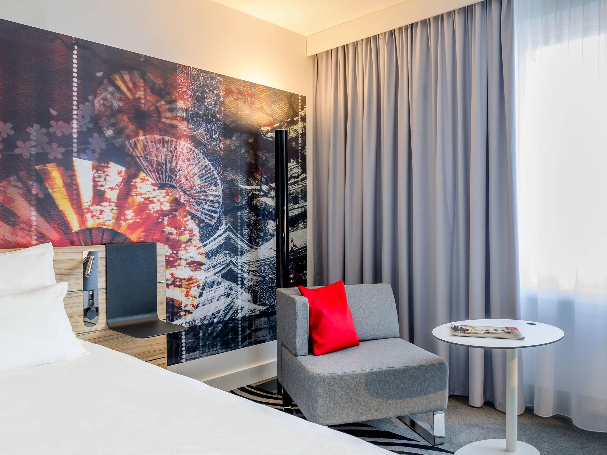 Hotel in Köln - Novotel Köln City jetzt online buchen