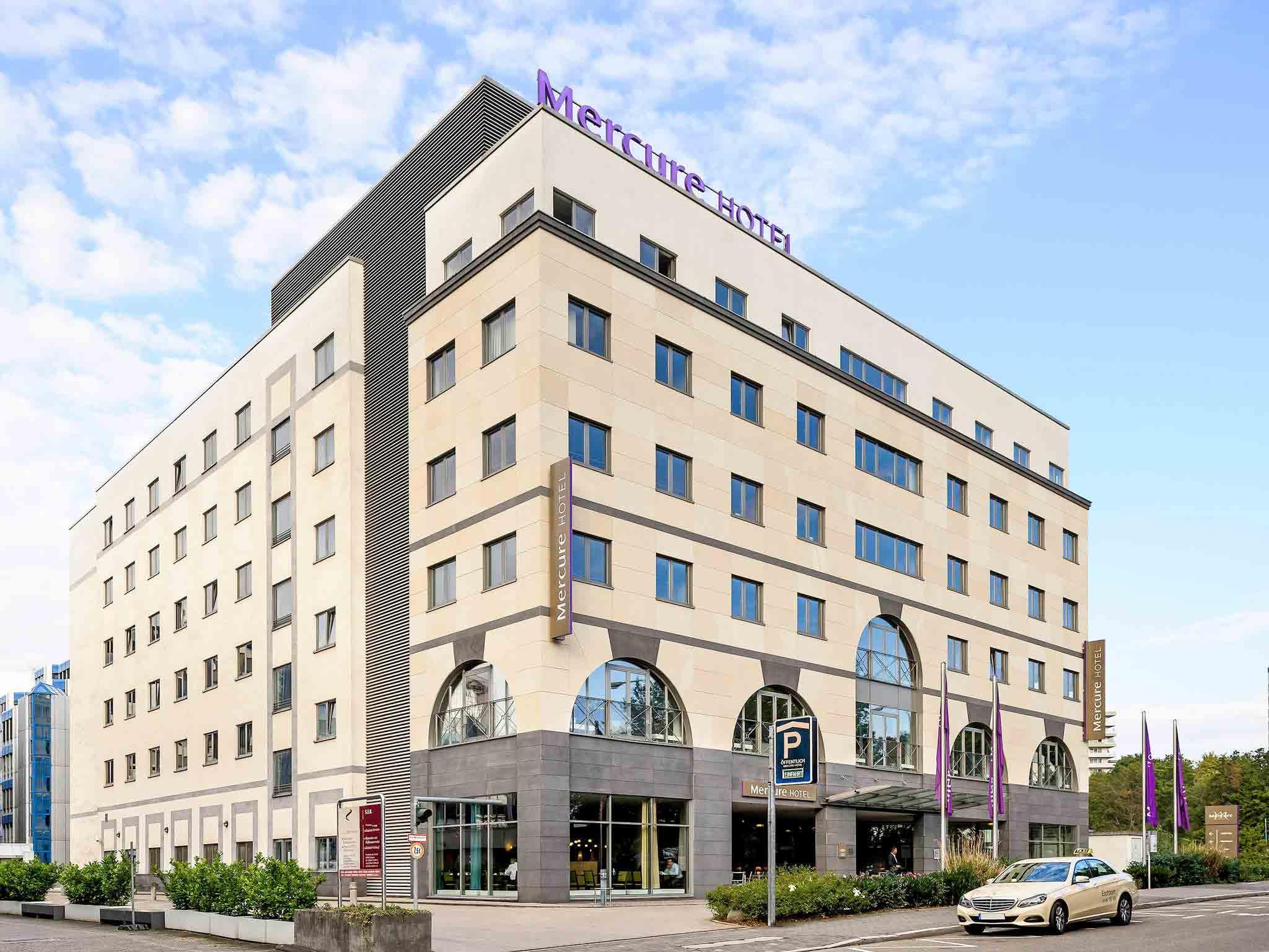 Отель — Mercure Hotel Frankfurt Eschborn Sued