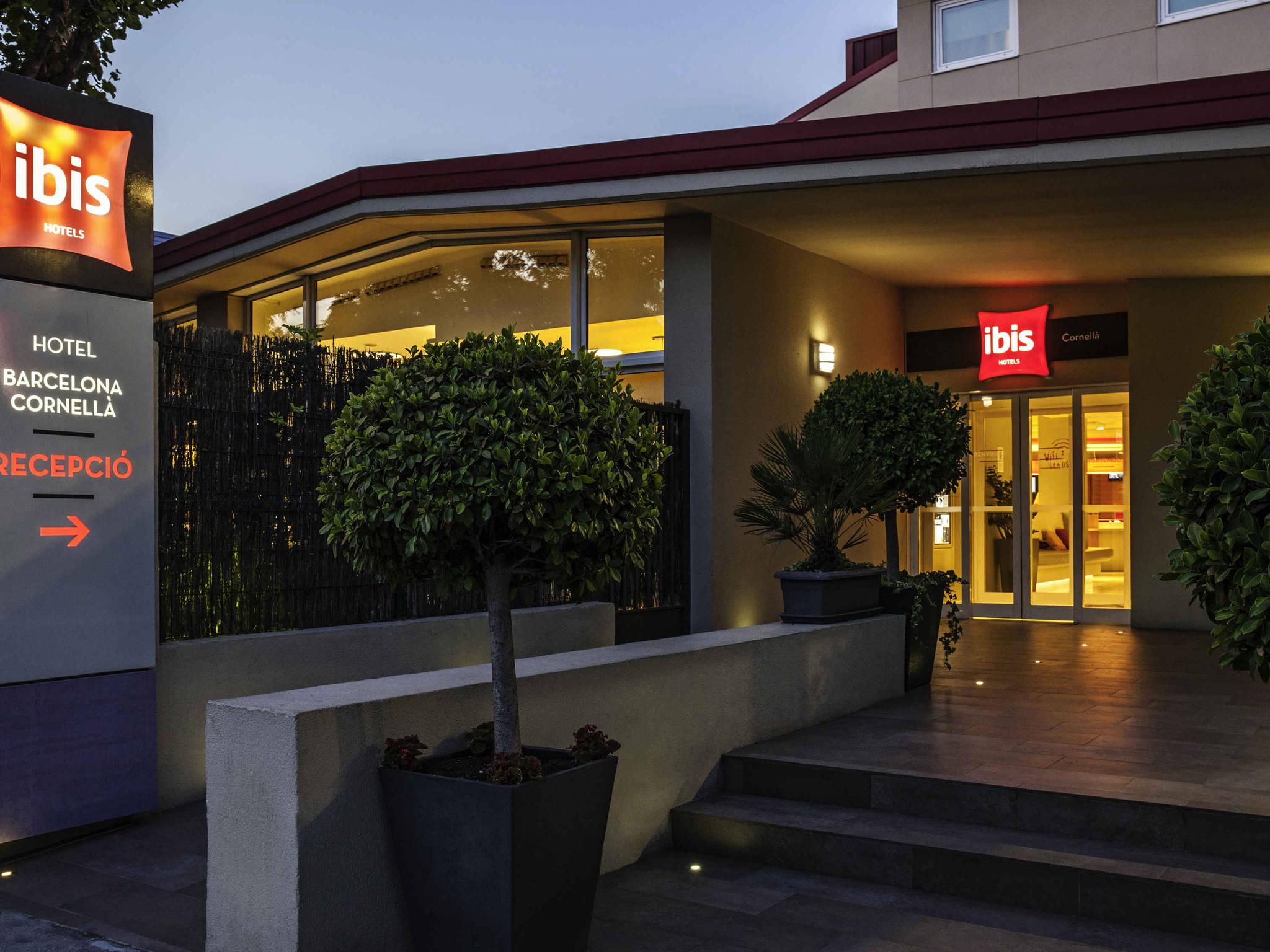 酒店 – 宜必思巴塞罗那科尔内亚酒店