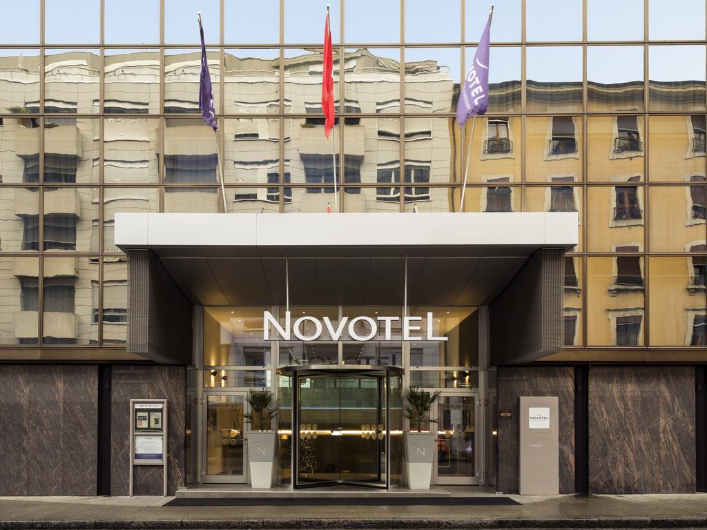 Hotel In Geneva Novotel Geneve Centre Accorhotels