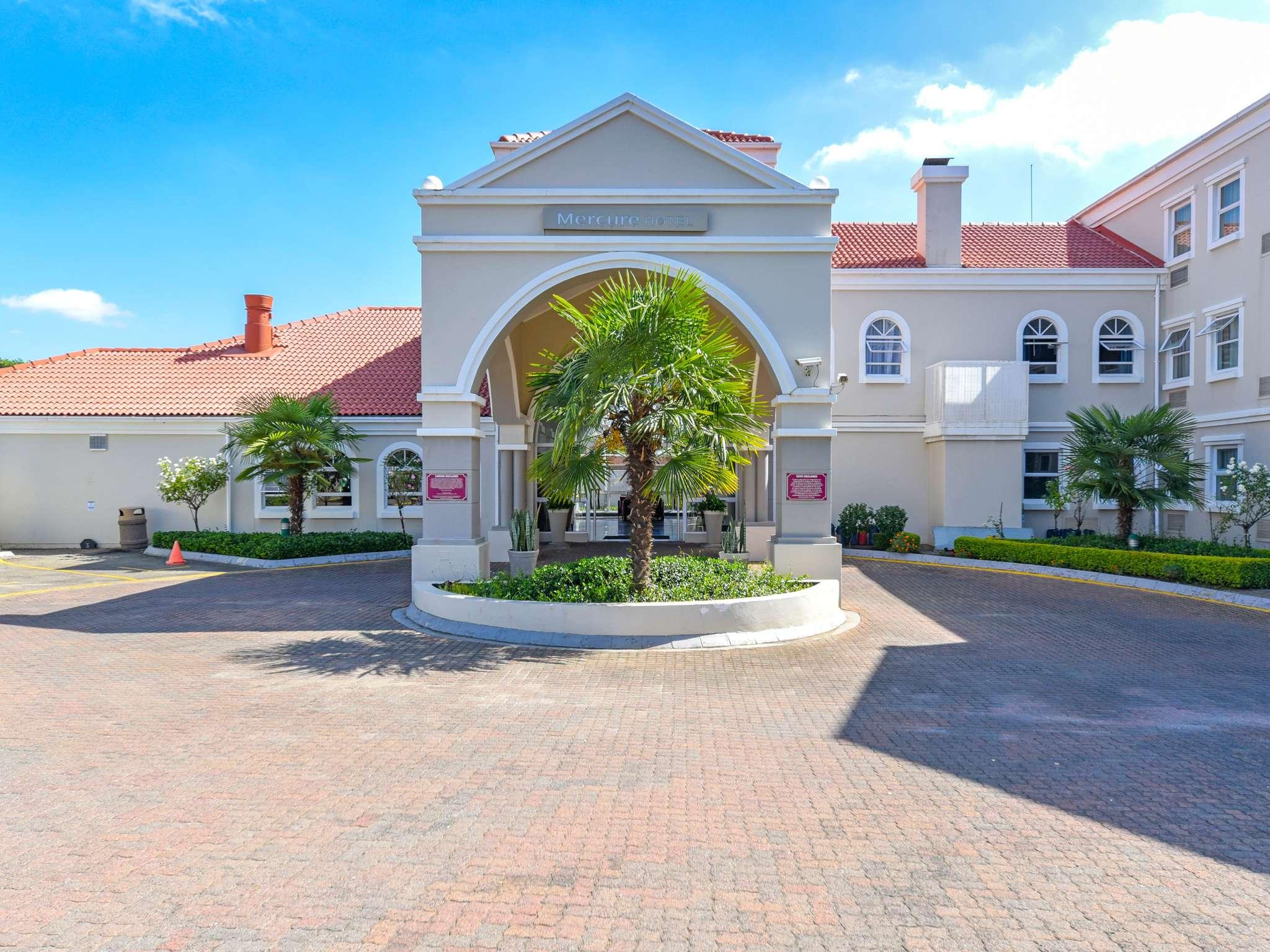 โรงแรม – Mercure Johannesburg Randburg Hotel