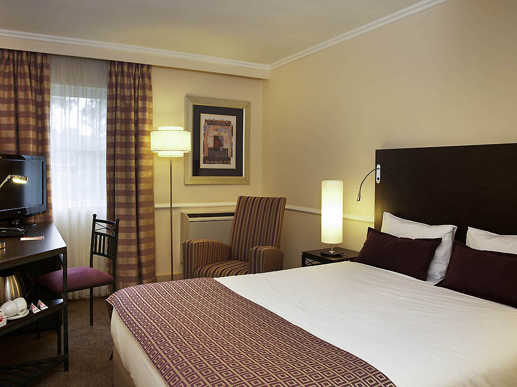 Standard Room with 1 double bed Mercure
