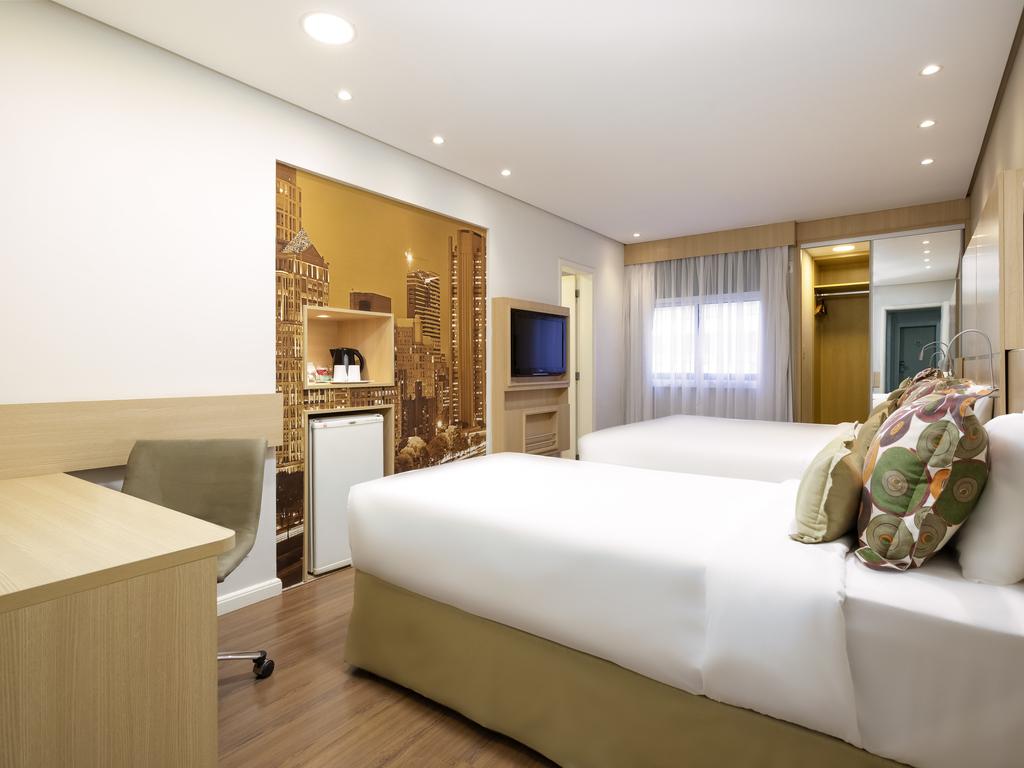 Hotel en SÃO PAULO - Mercure São Paulo Nações Unidas Hotel