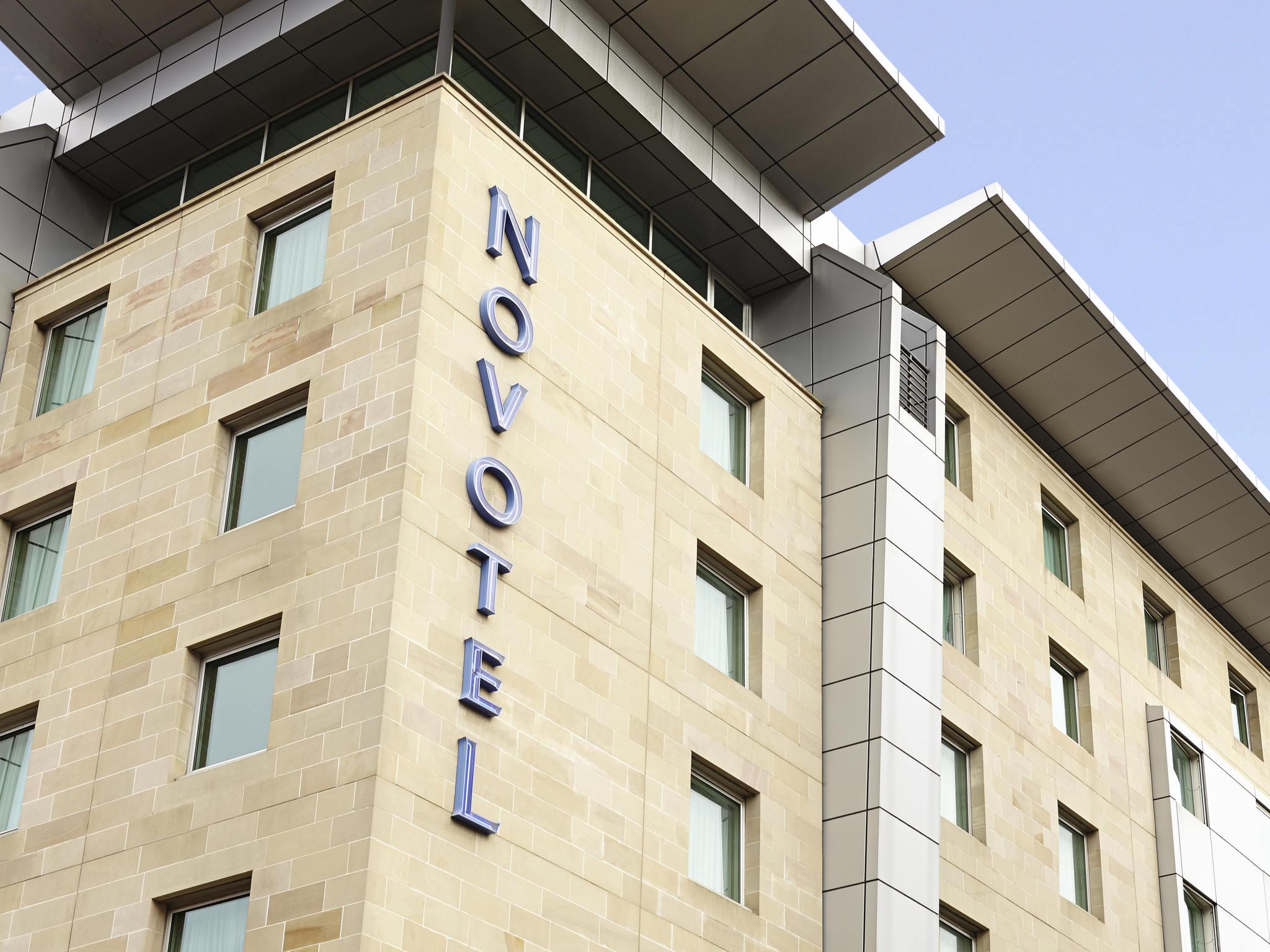 Отель — Novotel Глазго Центр