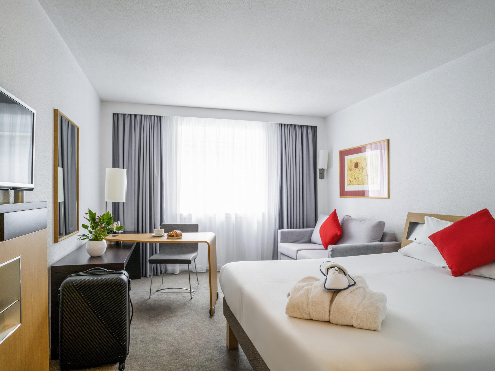Hotel in GLASGOW - Novotel Glasgow Centre
