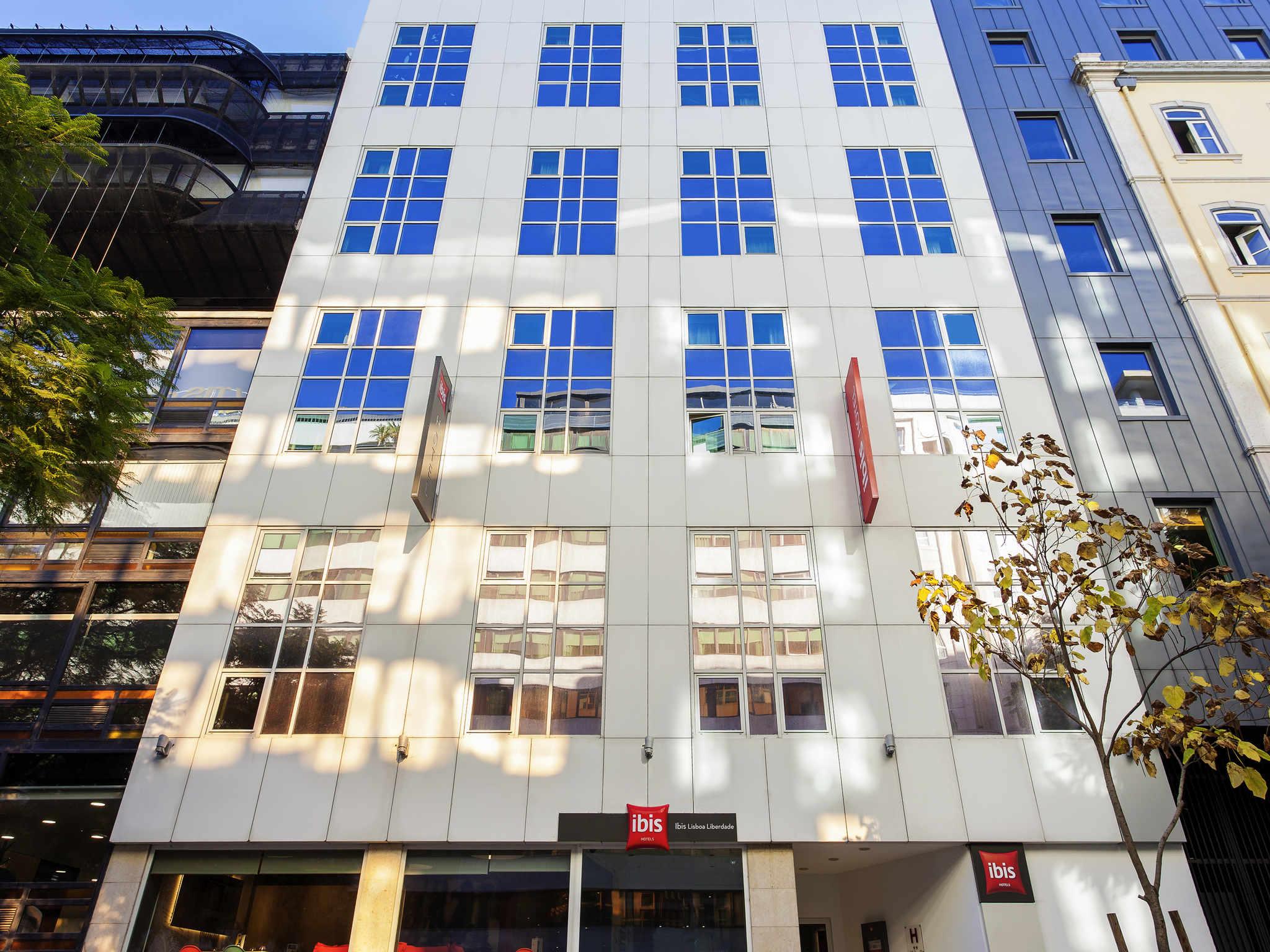 酒店 – 宜必思里斯本利贝尔达德酒店