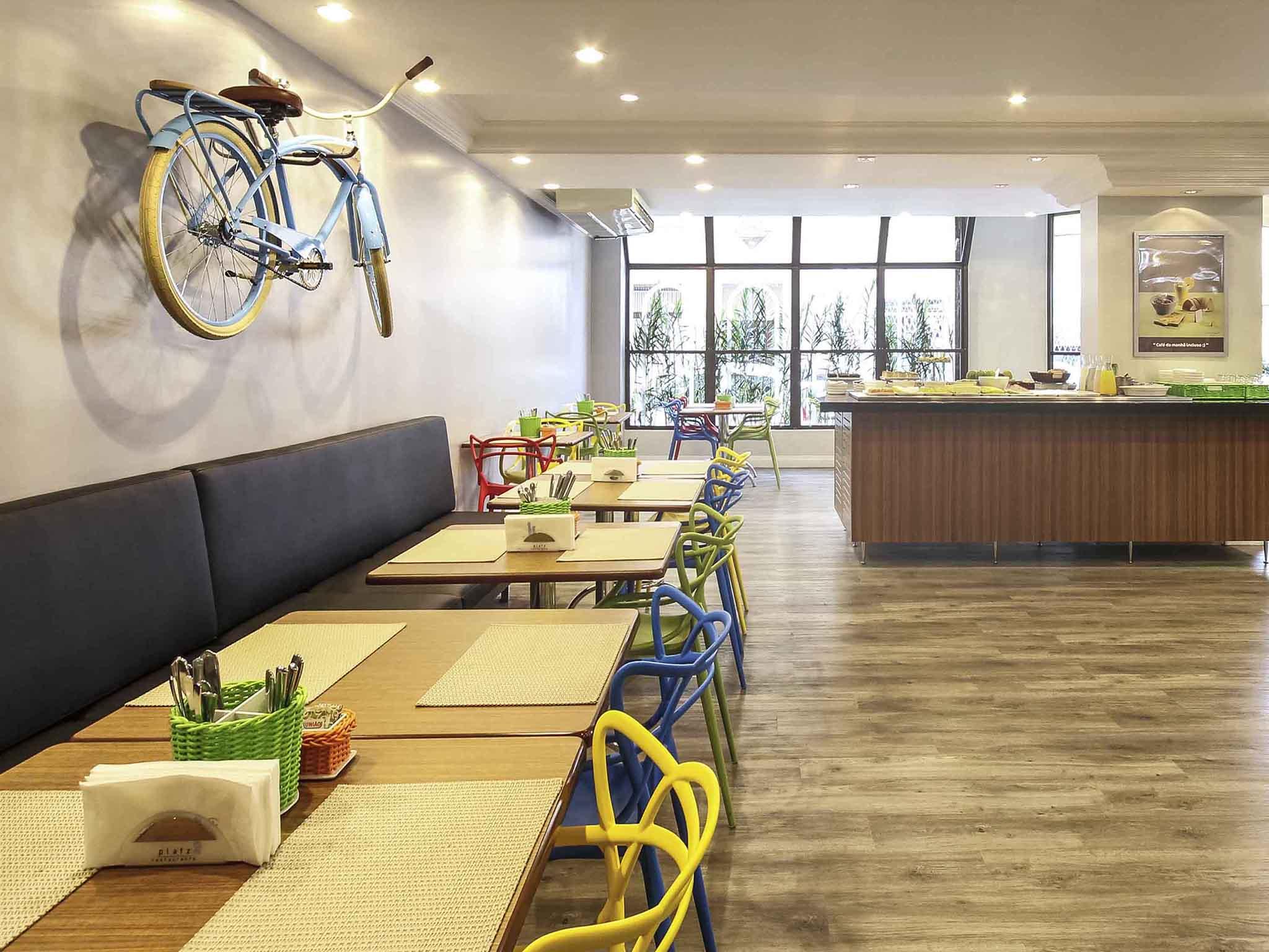 Otel – ibis Styles Joinville