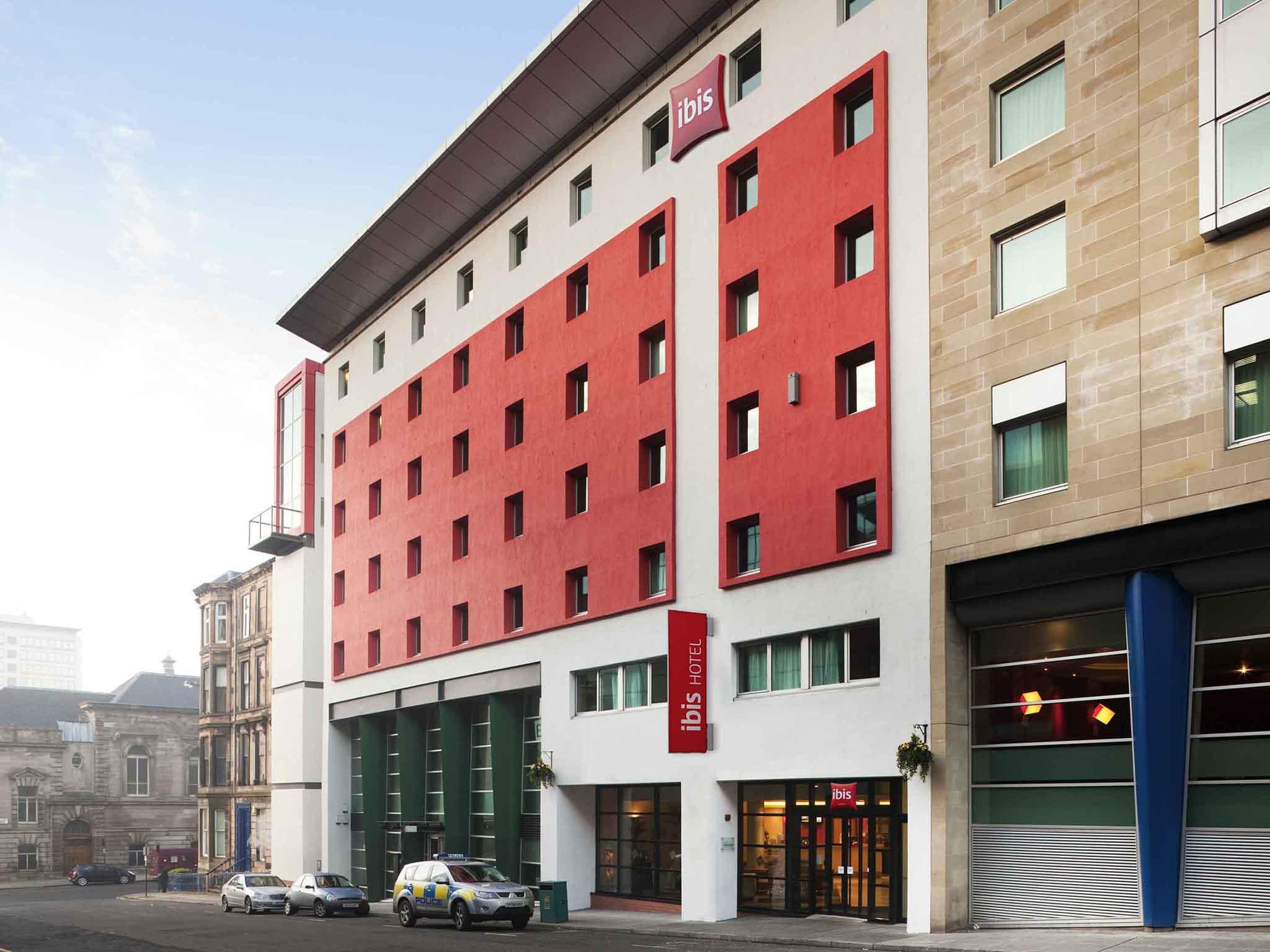 Hotel Ibis Glasgow City Centre Sauchiehall St