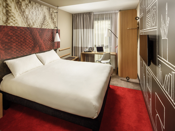 Chambres - ibis Glasgow City Centre