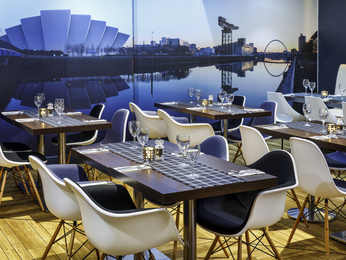 Restaurante - ibis Glasgow City Centre