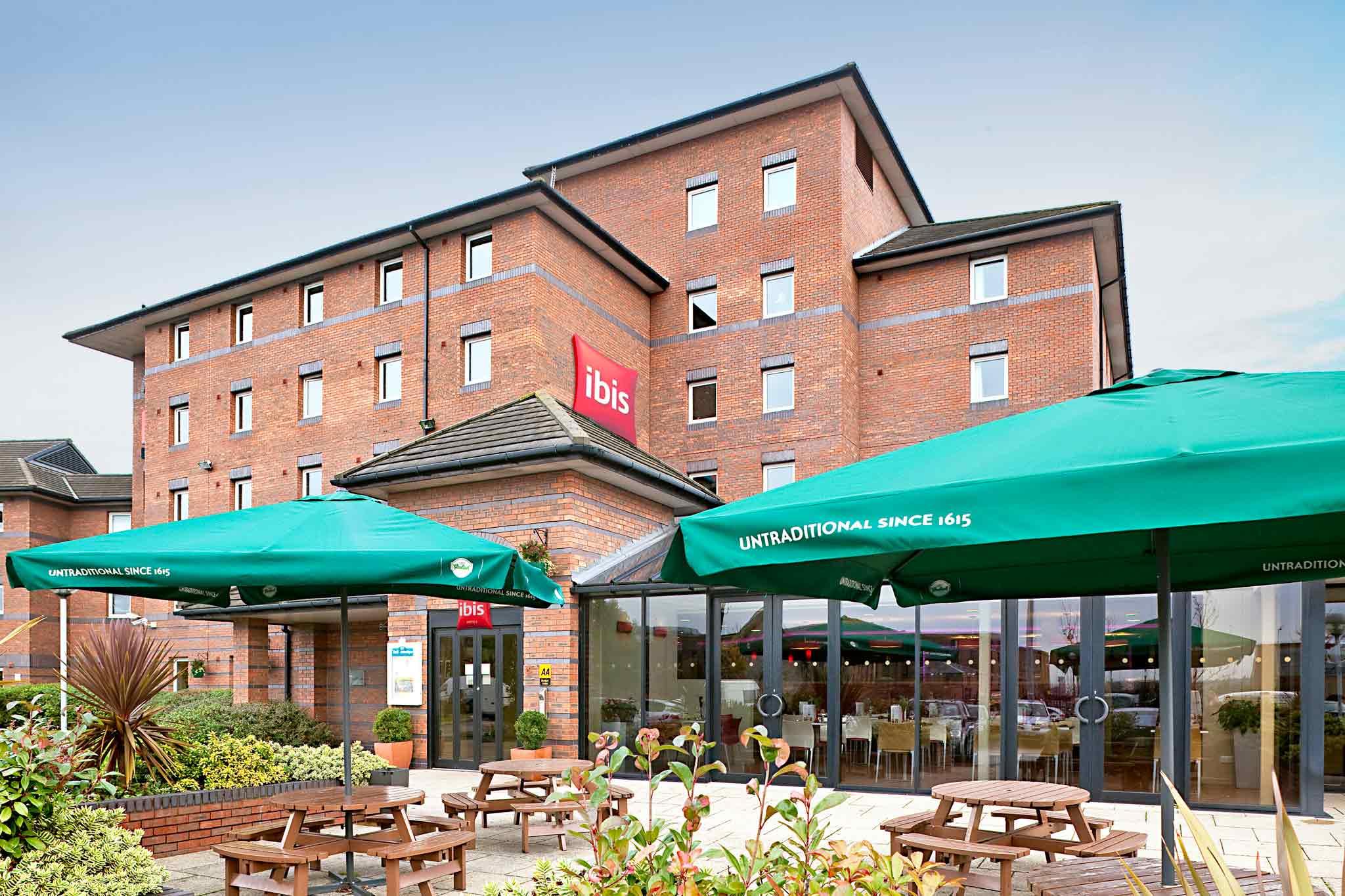 Отель — ibis Ливерпуль Центр Альберт Док - Liverpool One