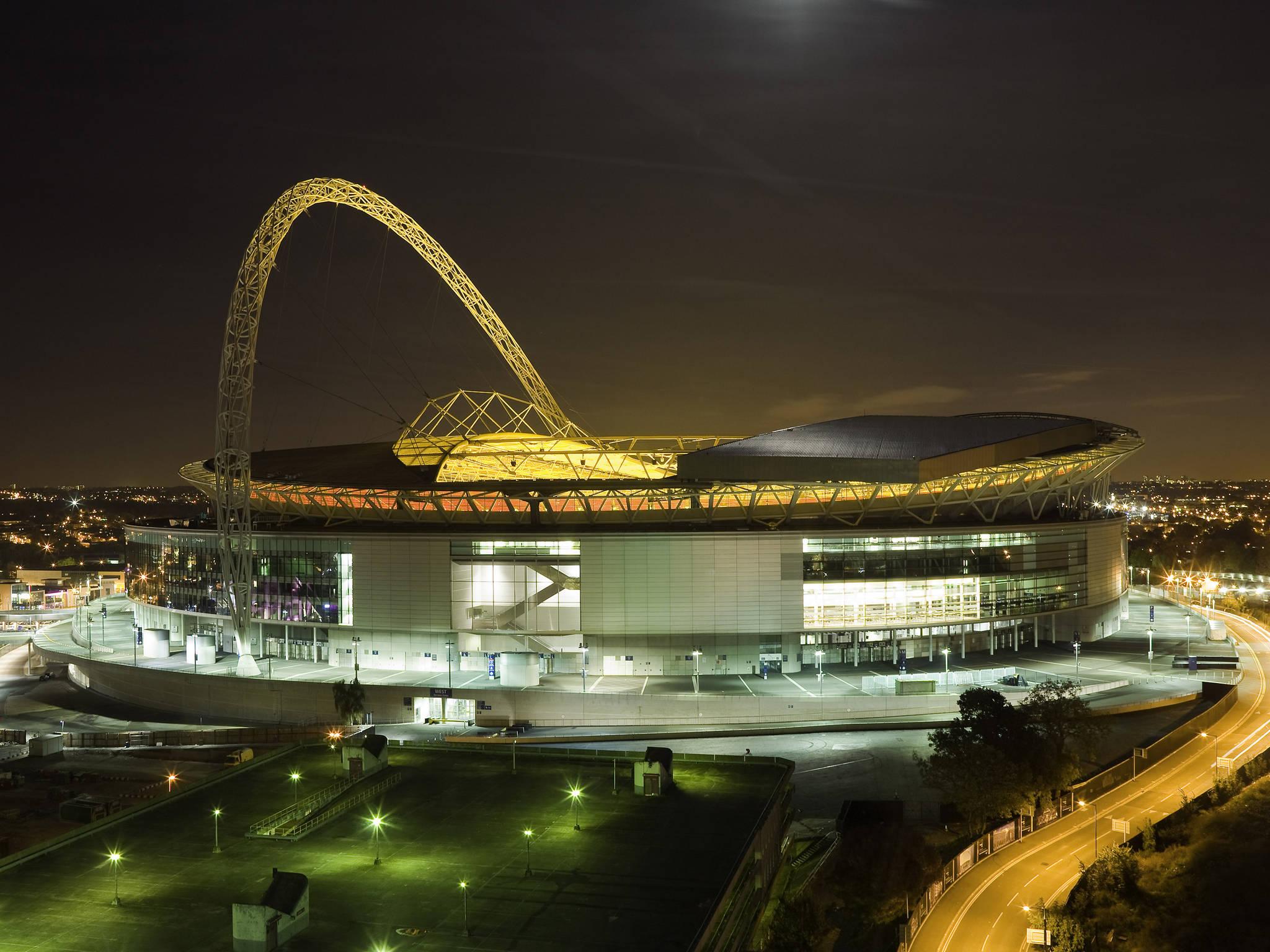 Destination ibis London Wembley