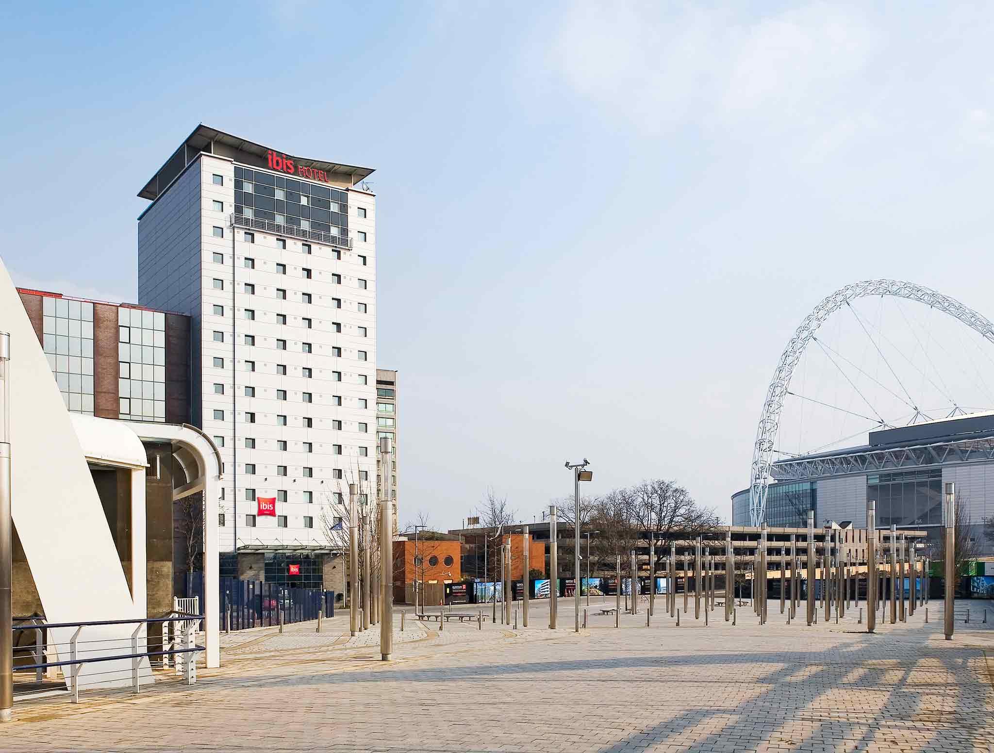 โรงแรม – ไอบิส ลอนดอน เวมบลีย์