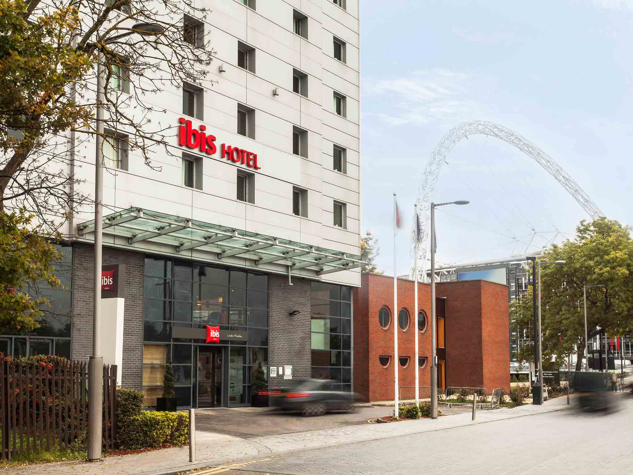 H tel londres ibis londres wembley for Hotel adagio londres