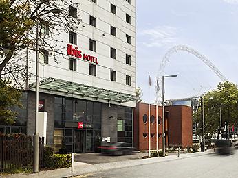 Ibis Hotel Wembley Car Parking