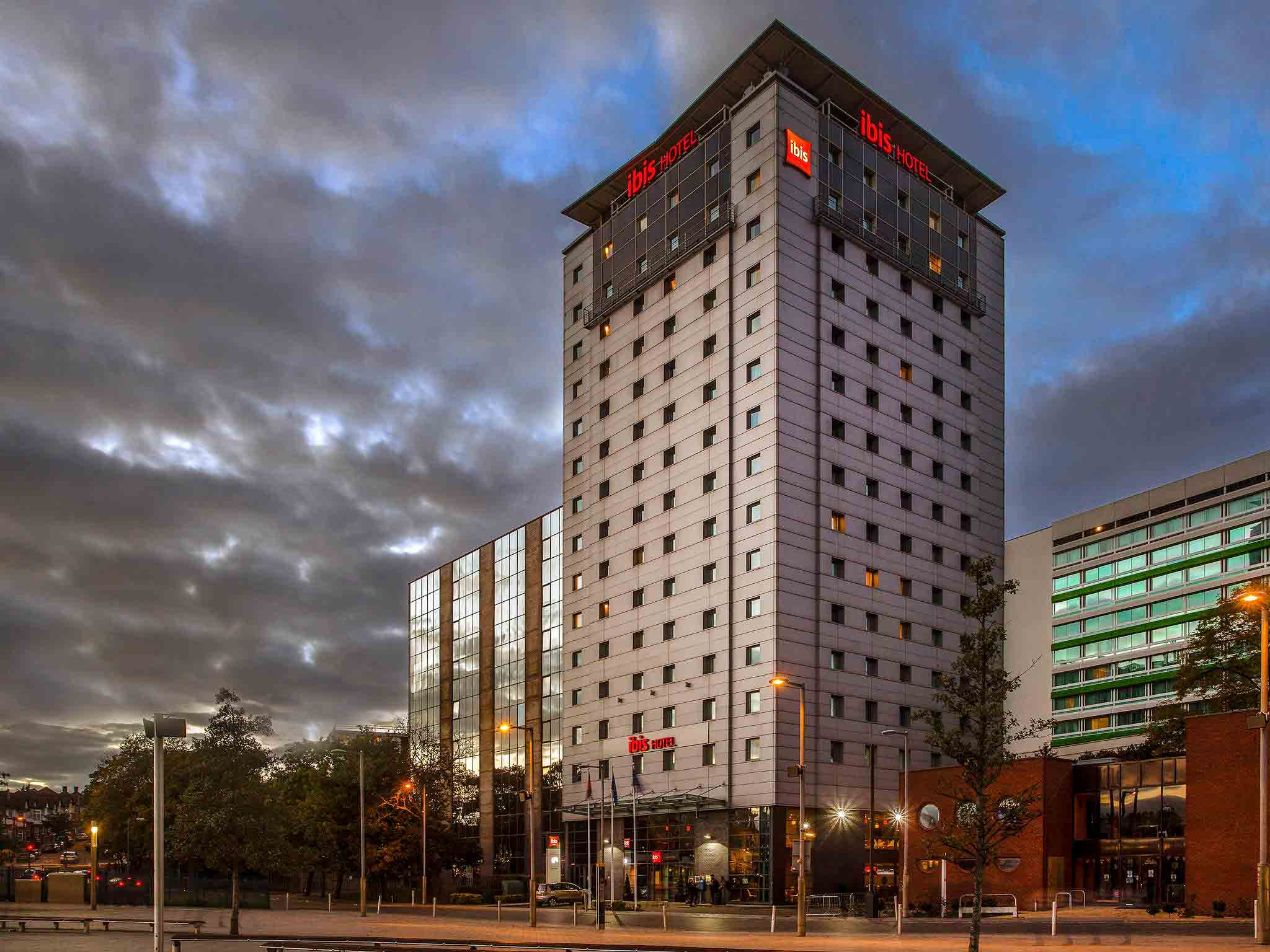 Hotel Ibis London Wembley
