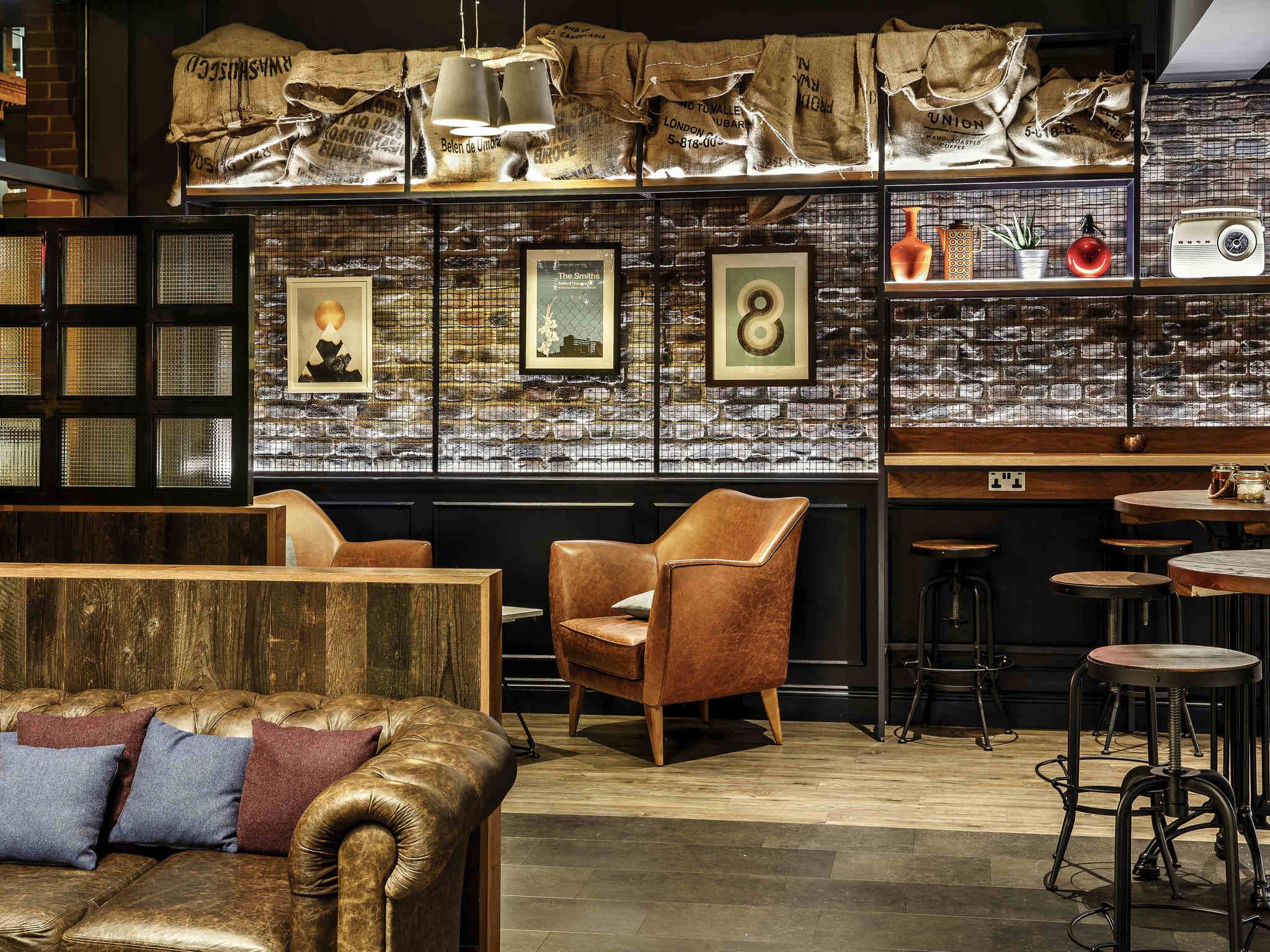 ibis manchester portland st | modern hotel in manchester