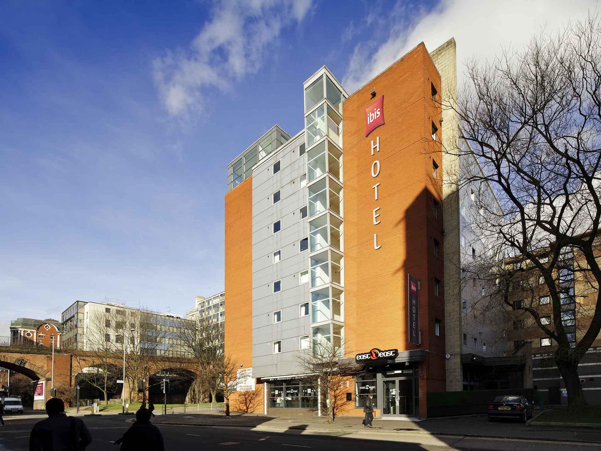 Отель — ibis Манчестер Центр Принцесс-Стрит (новые номера ibis)