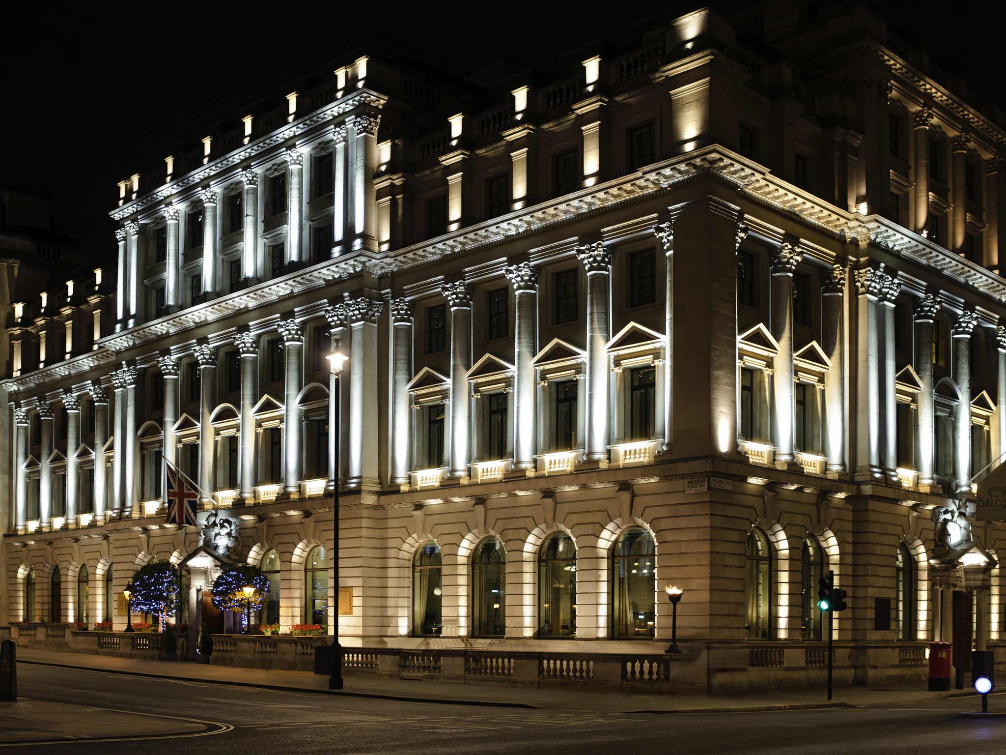 โรงแรม – โซฟิเทล ลอนดอน เซนต์ เจมส์