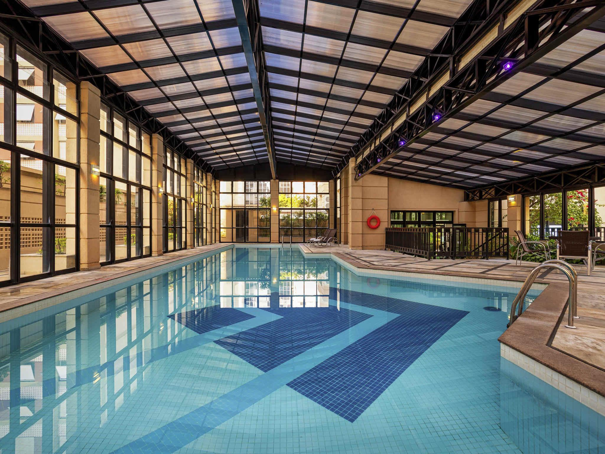 โรงแรม – Mercure São Paulo Pinheiros Hotel