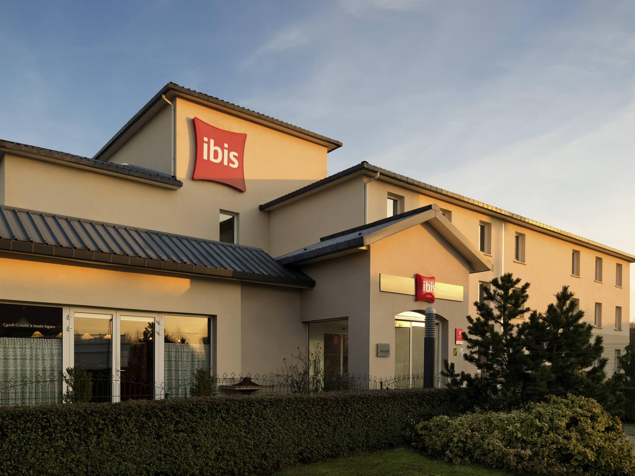 Otel – ibis Thionville Porte du Luxembourg