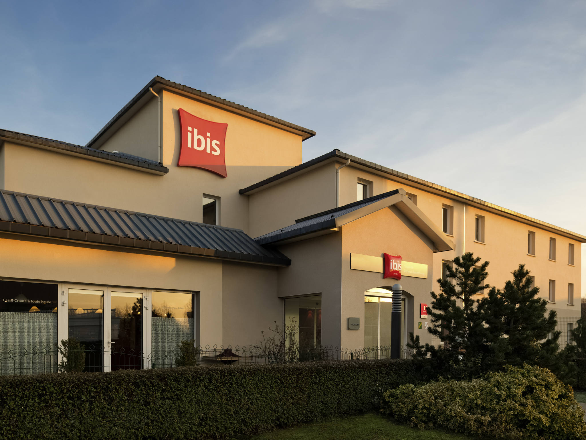 Hotell – ibis Thionville Porte du Luxembourg