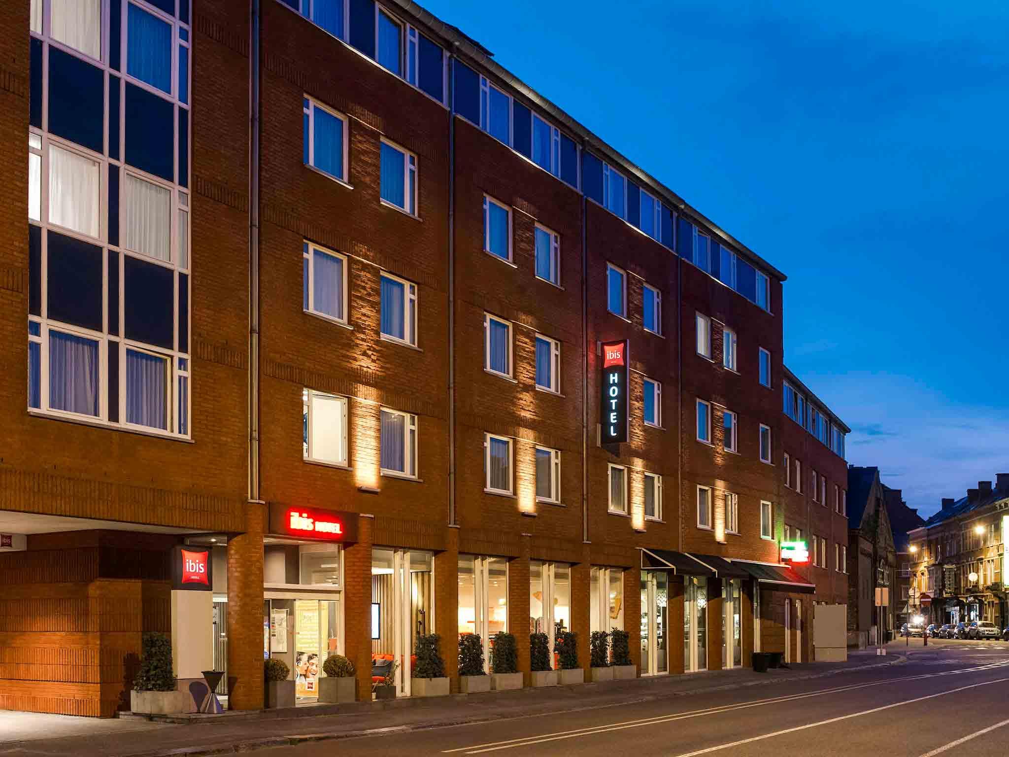 โรงแรม – ibis Namur Centre