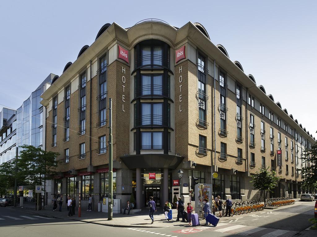 Cheap Hotel Brussels Centre - ibis - Near Gare Midi