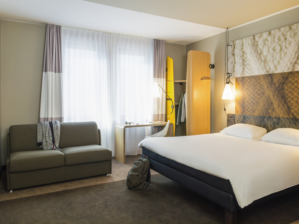 Hotel pas cher BRUSSELS - ibis Brussels Centre Gare Midi