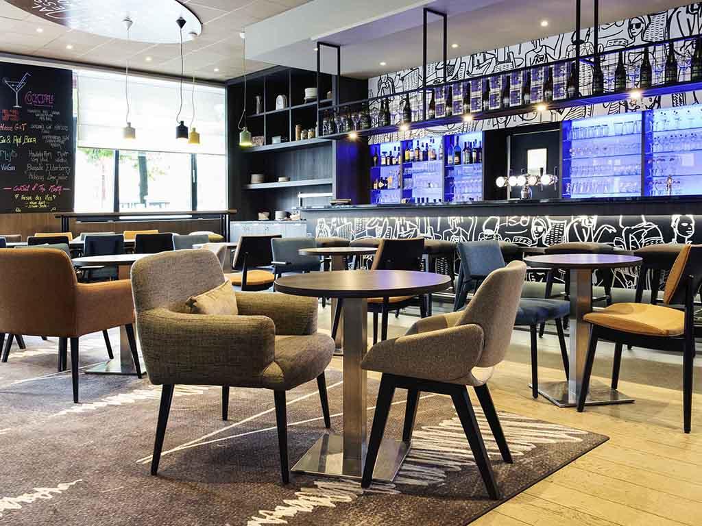Hotel in BRUSSELS - ibis Brussels Centre Gare Midi