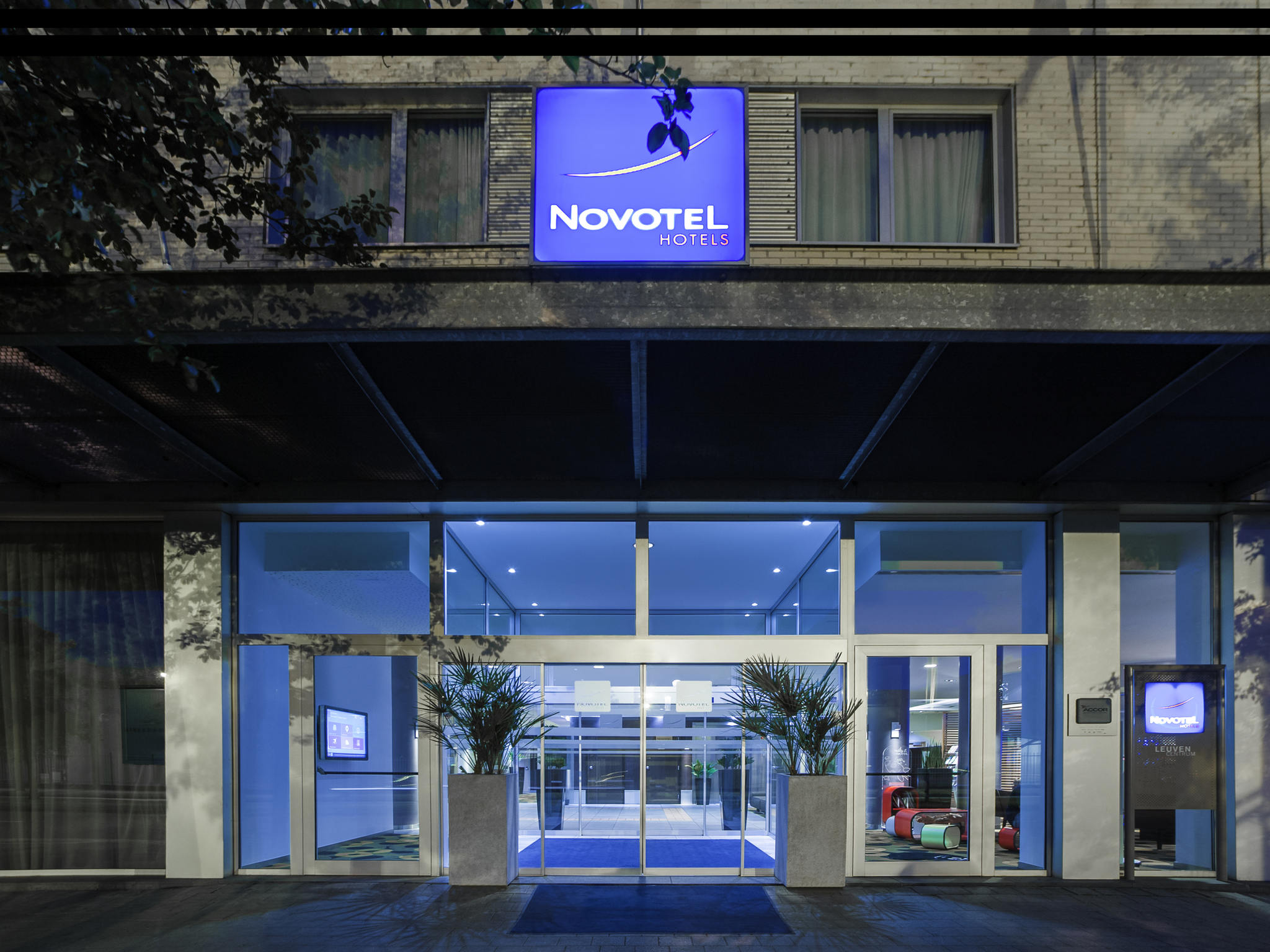 فندق - Novotel Leuven Centrum