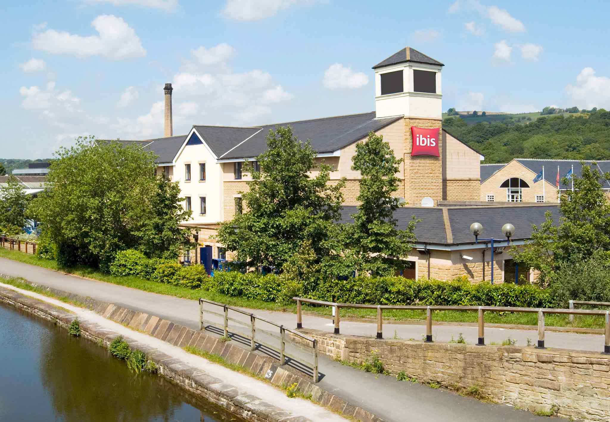 Отель — ibis Bradford Shipley