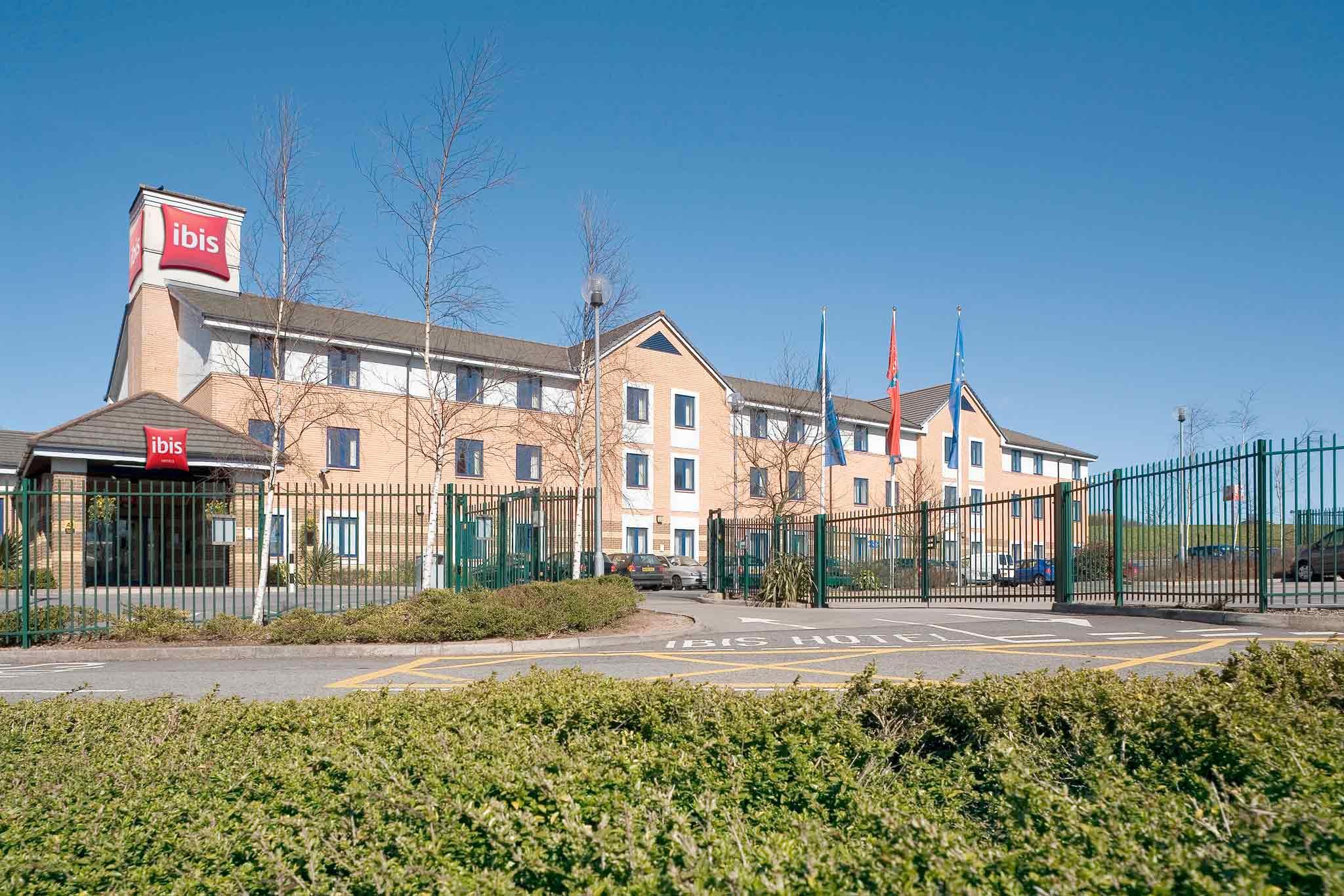 Hôtel - ibis Cardiff Gate - Centre d'affaires international