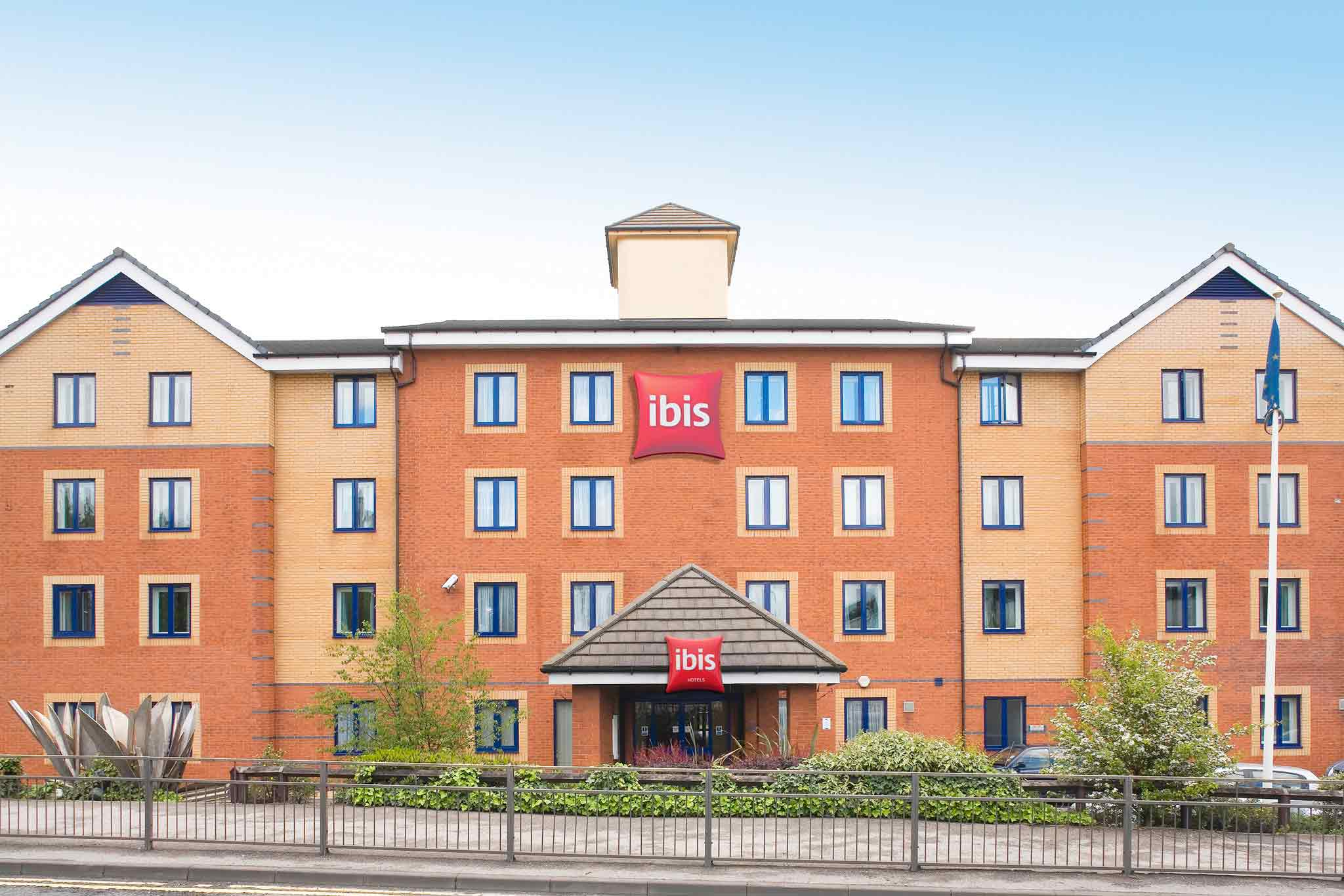 Отель — ibis Chesterfield Centre - Market Town