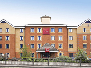 Hôtel - ibis Chesterfield Centre