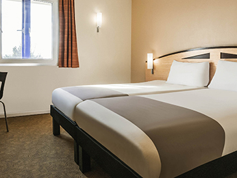 Rooms - ibis Chesterfield Centre