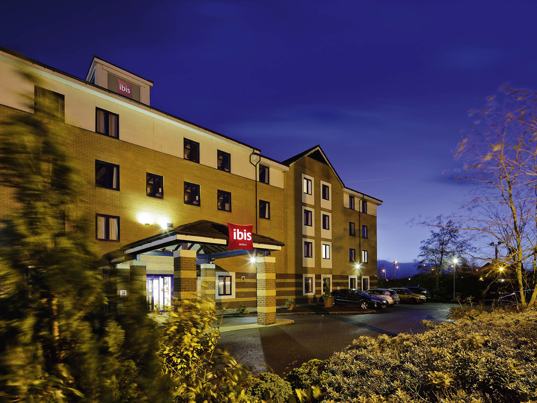 Hotell – ibis Lincoln