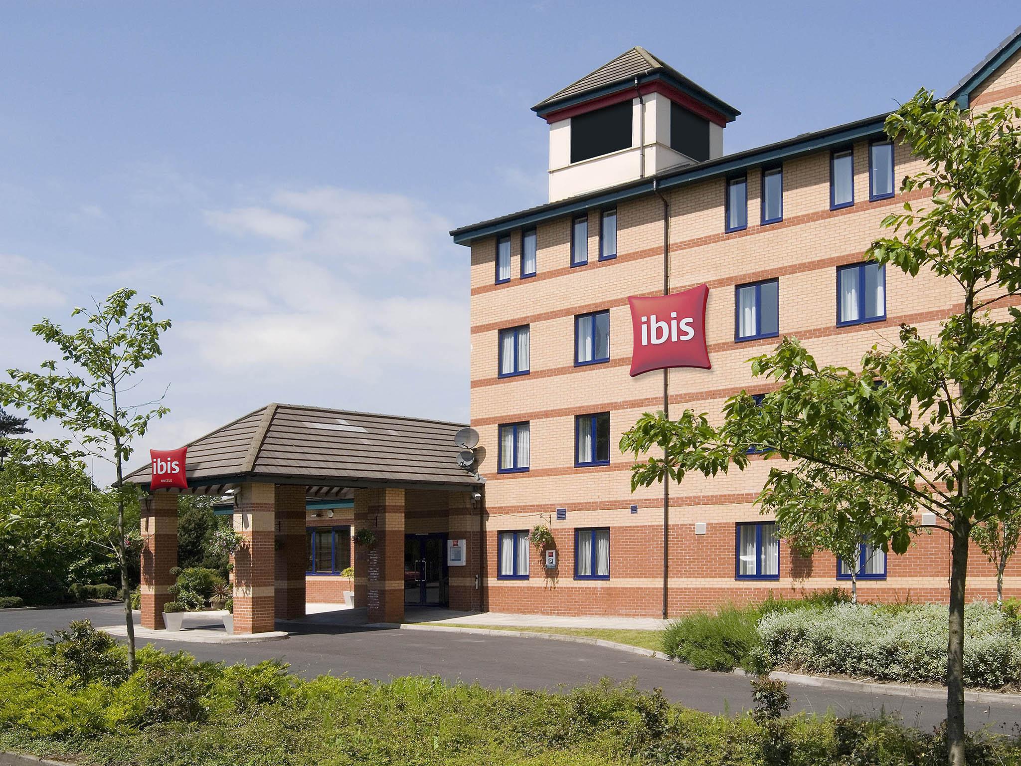 โรงแรม – ibis Preston North
